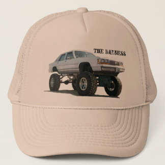The Badness Trucker Hat