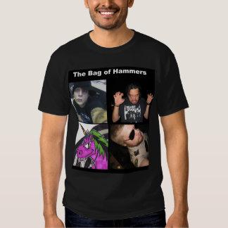 The Bag of Hammers R-Dick-U-Las Tee Shirts