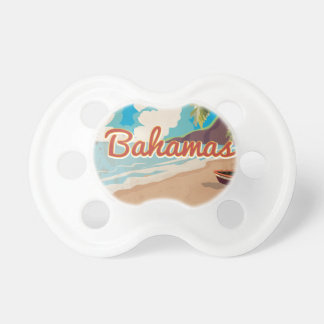 The Bahamas Baby Pacifiers