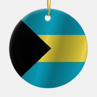 The Bahamas Ceramic Ornament
