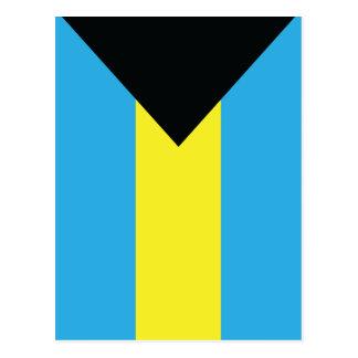 The Bahamas Flag Post Cards