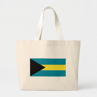 The Bahamas National Flag Tote Bags