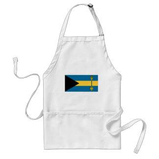 The Bahamas Prime Minister Flag Standard Apron