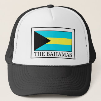 The Bahamas Trucker Hat