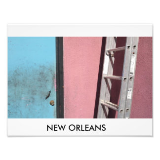 The Baker (New Orleans Collection) Photo Print