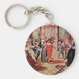 The Ball By Bosse Abraham Key Chains
