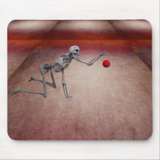 The Ball Mouse Pad