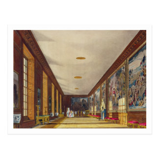 The Ball Room, Hampton Court, from 'The History of Postcard