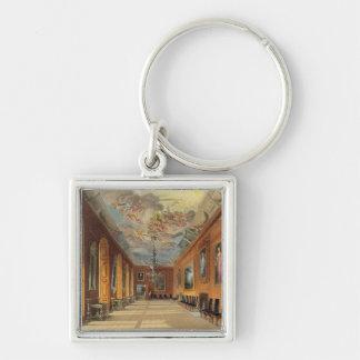The Ball Room, Windsor Castle, from 'Royal Residen Keychain