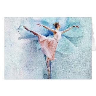 The Ballerina card