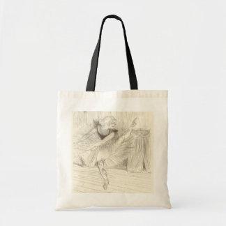 The Ballet Dancer Toulouse-Lautrec Bag