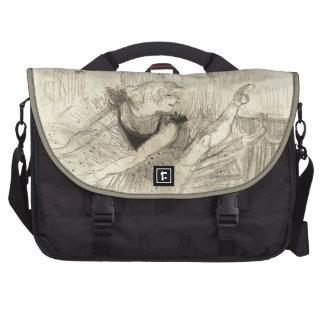 The Ballet Dancer Toulouse-Lautrec Bags For Laptop