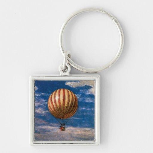 The Balloon, 1878 Key Chains
