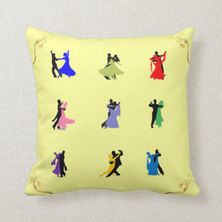 The Ballroom Dancing Pillow