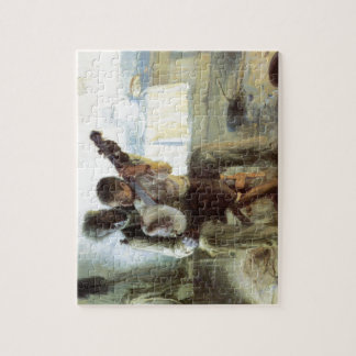 The Banjo Lesson Jigsaw Puzzle