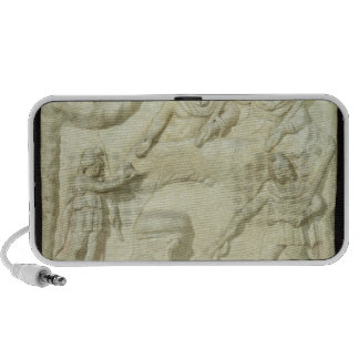 The Banquet of Mithras and the Sun iPod Speakers