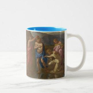 The Baptism of Christ, 1641-42 Coffee Mug