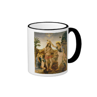 The Baptism of Christ by John the Baptist Coffee Mugs