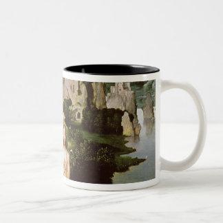The Baptism of Christ, c.1515 Two-Tone Mug
