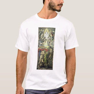 The Baptism of Christ, c.1597 (oil on canvas) T-Shirt