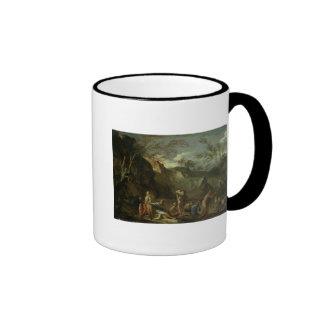 The Baptism of Christ Coffee Mugs