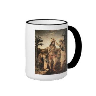 'The Baptism of Christ' Ringer Mug