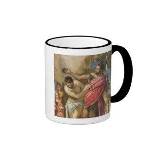 The Baptism of Christ Ringer Mug