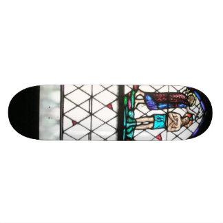 The Baptism of Jesus Skate Board Deck