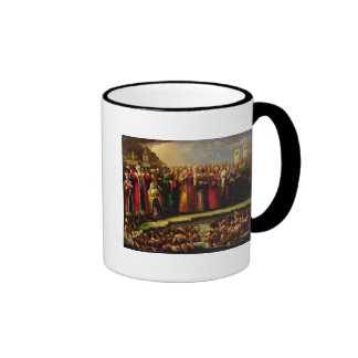 The Baptism of the Murom people Coffee Mugs