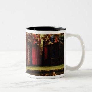 The Baptism of the Murom people Mug