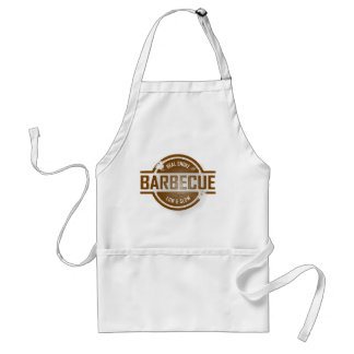 The Barbecue Cook Standard Apron