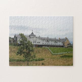 The Barn Jigsaw Puzzle