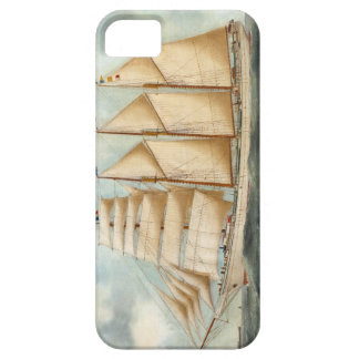 The Barquentine HERDIS of the American Star Line Barely There iPhone 5 Case