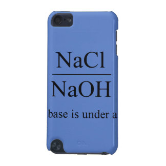 The base is under a salt iPod touch 5G case