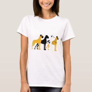 The basic Dane colors T-Shirt