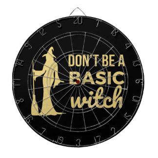 The Basic Witch Dartboard