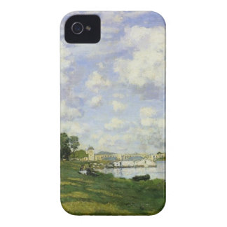 The Basin at Argenteuil - Claude Monet iPhone 4 Case