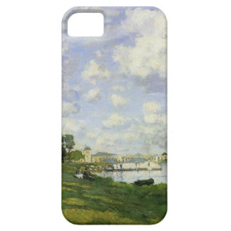 The Basin at Argenteuil - Claude Monet iPhone 5 Cover