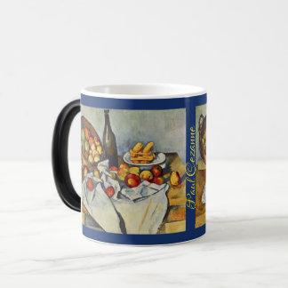 The Basket of Apples by Paul Cezanne Magic Mug