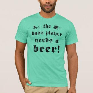 The Bass Player Shirt