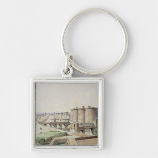 The Bastille in 1420 Key Ring