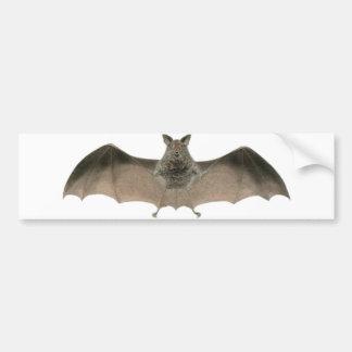 the bat bumper sticker