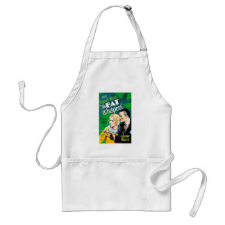The Bat Whispers Standard Apron