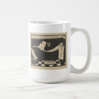 The Bath Le Bain Coffee Mug
