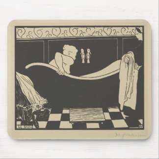 The Bath Le Bain Mouse Pad