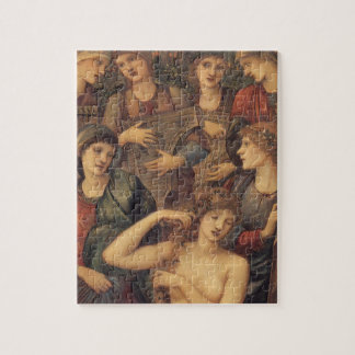 The Bath of Venus by Sir Edward Coley Burne Jones Jigsaw Puzzle