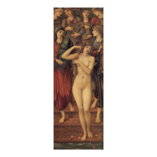 The Bath of Venus by Sir Edward Coley Burne Jones Poster