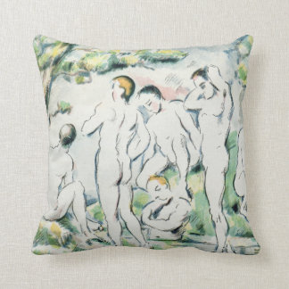 The Bathers, Small plate Cushion