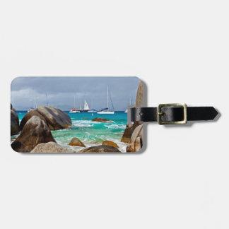 The Baths, Virgin Gorda, British Virgin Islands Bag Tags