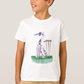 THE BATSMAN cricket, tony fernandes T-Shirt